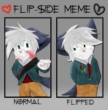 Meme Flip - flip side meme felix by dapuffster on deviantart