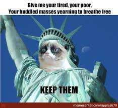 No Meme Grumpy Cat - grumpy cat says no by apples679 meme center