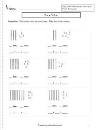 place value standard form worksheets 14 best math place value images on math place value