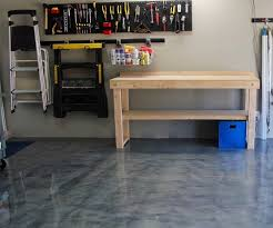 garage floor before after 7 steps with pictures
