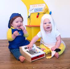 9 Month Halloween Costume Mom Dresses Twin Babies Diy Costumes