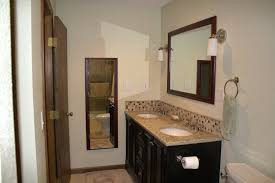 glass bathroom tile ideas 23 ideas of glass tile trim bathroom