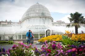 Belfast Botanical Gardens by Tourism Ireland Classic Fm