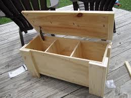Cushioned Storage Bench Patio Storage Bench Costco Home Design Ideas
