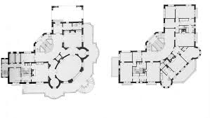 modern mansion floor plans floorplans incredible inspiration 8