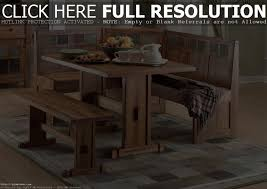 Dining Room Table With Bench Seat Kitchen Table Bench Seat Diy Bench Decoration