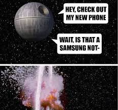 Galaxy Note Meme - galaxy note 7 teardown reveals a rookie mistake in electronics