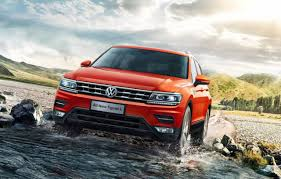 volkswagen china volkswagen tiguan allspace 7 seater revealed in chinese