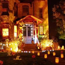 outdoor halloween lights sacharoff decoration