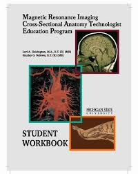 Mri Sectional Anatomy Mri Cross Sectional Anatomy Student Workbook