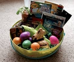 candy basket ideas 60 non candy easter basket ideas macaroni kid