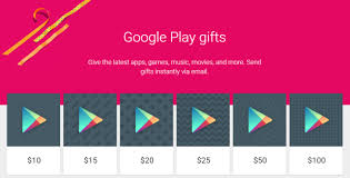 play egift you can now send play credit gifts via email in the us
