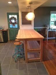 kitchen island and bar 17 best ideas about narrow kitchen island on