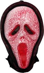 Scream Halloween Costume Kids Tootpado Red Scary Movie Scream Halloween Mask Pack 2 Masks