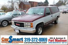 1994 Gmc Sierra Interior 1994 Gmc Sierra 1500 For Sale In Fort Madison Ia 1gtec14z7rz569903