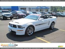 2008 Black Mustang Gt 2008 Ford Mustang Gt Cs Car Autos Gallery