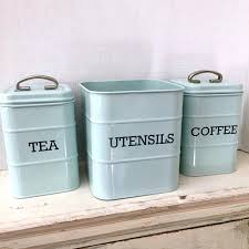 kitchen canisters australia ceramic kitchen canisters light blue australia inspiration for