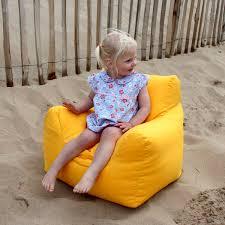 indoor outdoor kids armchair bean bag
