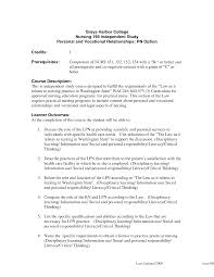 Sample Resume For Pediatric Nurse by Lpn Resume Summary Samplesample Resume 85 Free Sample Resumes By