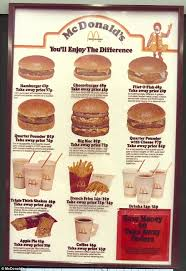 price for a the price of britain s mcdonald s when it opened in 1974