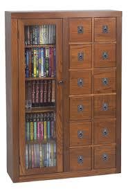 cd holders for cabinets dvd cd cabinet leslie dame enterprises gl06 0518d dvd cd storage com
