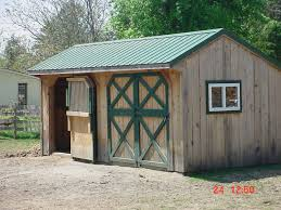 how to build small barn from scratch with small barn home plans