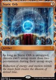 static orb masterpiece series kaladesh inventions magic the