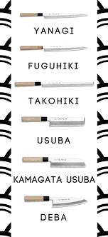 types of japanese kitchen knives kitchen japanese kitchen knives and 17 japanese kitchen knives