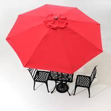 Floral Print Patio Umbrellas by Tips Patio Umbrella Replacement Umbrella Canvas Replacement