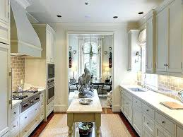 galley kitchen design with island small galley kitchen design images best ideas on island kitchens