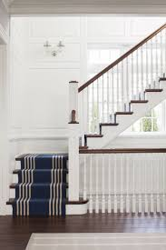 Rug Runner For Stairs Best 25 Navy Stair Runner Ideas On Pinterest Carpet Stair