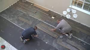 certified flooring laminate installation