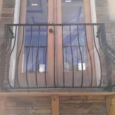 balcony railings archives womack iron