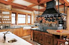 28 charming tuscan inspired and rustic kitchens inspiration