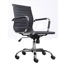 fauteuil de bureau siège fauteuil de bureau design noir pour chaises a 194 37