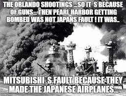 Pearl Harbor Meme - image tagged in gun meme imgflip