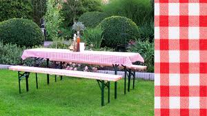 Garden Bench With Cushion Table Cloth Cushion Set