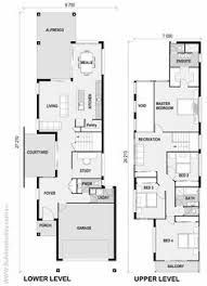 Two Story House Blueprints by Small 1 Story Houses Example Of A Two Story U201csmall Lot House