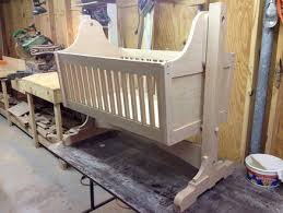 Free Wood Baby Cradle Plans by Best 25 Baby Cradles Ideas On Pinterest Wooden Baby Crib Baby