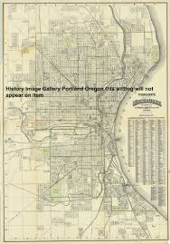 Portland Street Map by Welcome To Historynyc Historical Maps Poster Books And Custom