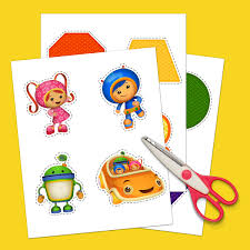 team umizoomi scavenger hunt nickelodeon parents