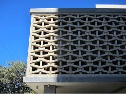 modern decorative concrete blocks arch modern