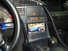 c4 corvette upgrades let s see your din set up in your c4 forums audio