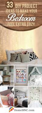 how to make your bedroom cozy 33 best diy cozy bedroom project ideas and designs for 2018