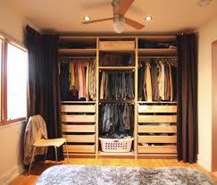 furniture ikea closet systems used to maximize walk in closet