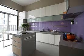modern wet kitchen design tdi creates contemporary elegance in desa park city