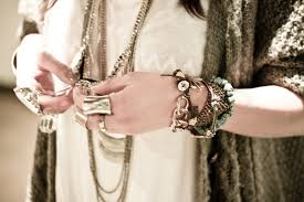 layered rings necklace images How to wear jewelry tips for layering lena penteado jpg