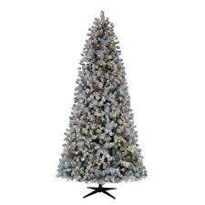 tree led fiber optic trees artificial ft