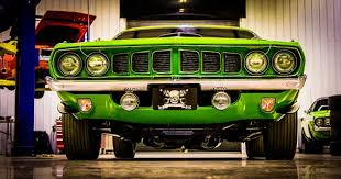 green with envy graveyard carz