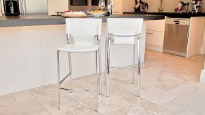 4 legged bar stools serroni trendy bar stool modern white faux leather funky
